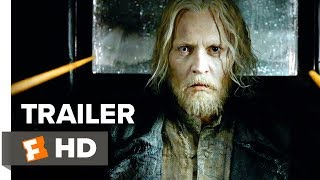 Fantastic Beasts: The Crimes of Grindelwald Teaser Trailer #1 (2018) | Movieclips Trailers