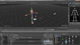 MotionBuilder 2014 Tutorial 02 - Character Controls