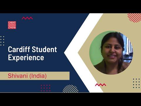 Student Experience: Shivani [India] Cardiff University