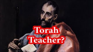 Video: Apostle Paul, a Pharisee, had a Love-Hate relationship with Jewish Torah - RTC