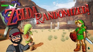 Zelda: Ocarina of Time Randomized ~ Where will we go next?! ~ Mike CantGame