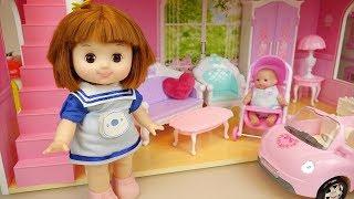 Baby doll big play house baby Doli toys