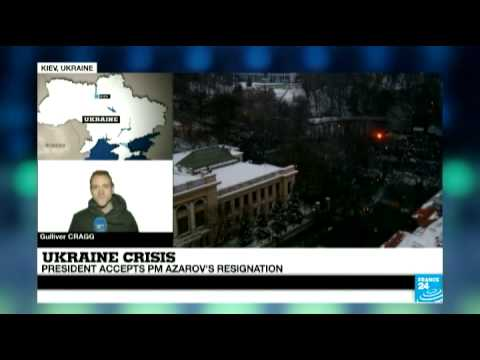 Ukraine crisis: Parliament repeals anti-protest laws