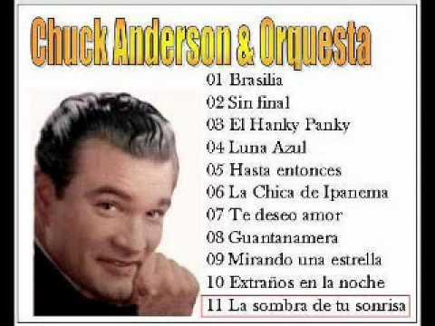 Chuck Anderson 11 La sombra de tu sonrisa