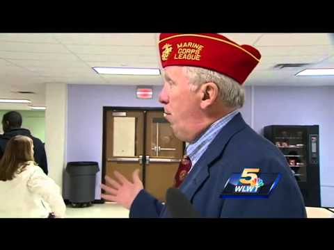 Dater HS honors veterans as Memorial Day approaches