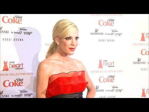 Tori Spelling Sued By American Express, Candy Speaks Out