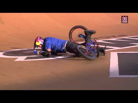 X Games Los Angeles 2012: Anthony Napolitan Crash