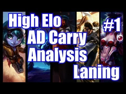 How to carry with AD Carry Ep1: Graves | Lane phase, Power Spikes, Trading