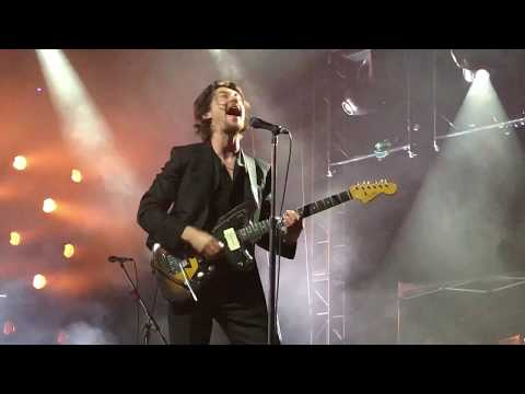 Arctic Monkeys - The View From The Afternoon - Live @ The Hollywood Forever Cemetery (5-05, 2018)