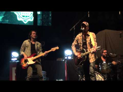 Rhett Walker Band Live: Come to the River (Bellevue, NE- 4/23/13)
