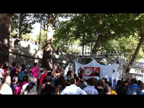 Zumba@Paris Plages 2011 (3)