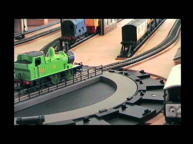 Model Train Layout Construction Video Two Thomas And Friends