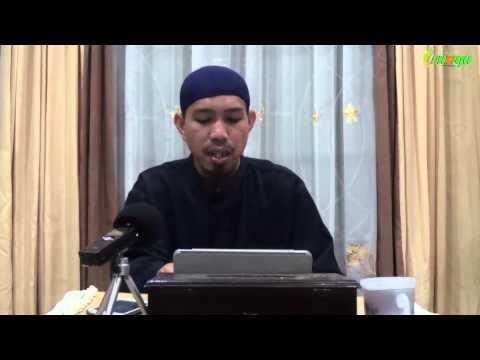 Ust. Muhammad Rofi'i - Pembahasan Kitab Al Wajibat (Pembatalan Keislaman Ke 6)
