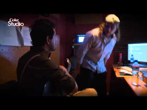 Taaray Bilal Khan - BTS Coke Studio Pakistan Season 5 Episode...