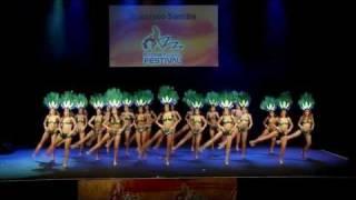 Kokoloco Samba Performance 2012 Sydney Latin Festival