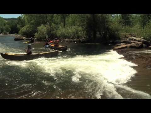 Golden's Whitewater Park - This Whitewater and tubing course was created in Golden, Colorado's downtown corridor as a kayak and canoe course with funding from The Colorado Lottery.  It has been embraced by whitewater enthusiasts as well as families as a great way to beat the heat.