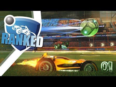 Rocket League Ranked #1 | A MELHOR DUO QUE VOCÊ RESPEITA!