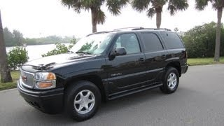 SOLD 2001 GMC Yukon Denali AWD 95K Miles Meticulous Motors Inc Florida For Sale