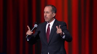 Jerry Seinfeld Does His Best Tight Five