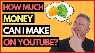How Much Money Can I Make on YouTube? Prepare to be Shocked! 😲