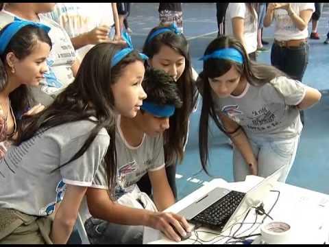 Mais de 150 alunos da rede pública participaram da Gincana de Matemática