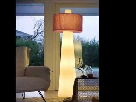 designer stehleuchten moderne raumbeleuchtung ihres zuhauses youtube. Black Bedroom Furniture Sets. Home Design Ideas