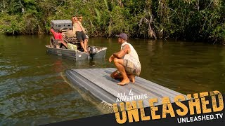 🔥 When an epic adventure goes ALL BAD [PART 1] 🔥 ► All 4 Adventure: Unleashed TV