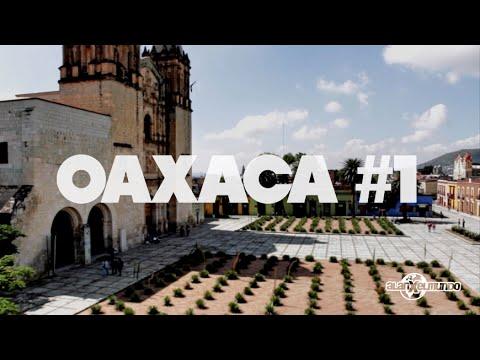 Entre iglesias y monasterios - Oaxaca #1