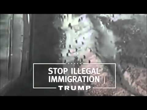 Limbaugh on if Trump's illegal-immigration/filmed-in-Morocco ad = playing the media again