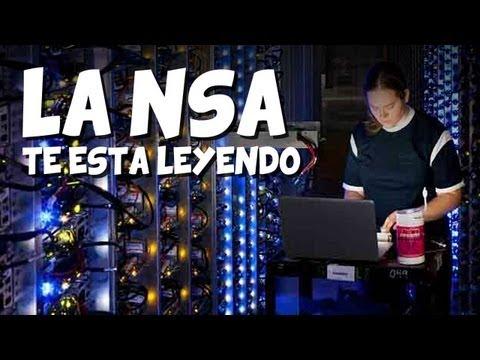 La NSA nos lee