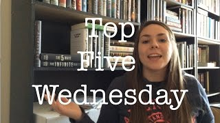 Books That Made Me Think | Top Five Wednesday