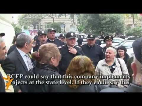 Travel Baku Azerbaijan - DON'T!!  Music - Move Bitch LUDACRIS NEW VIDEO