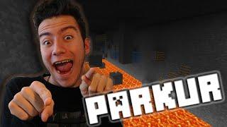 GÜLMEKTEN ÖLDÜM!! - Minecraft Parkur - Hayran Haritası