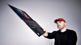 The New Ultra-Thin Thinkpad Is Here