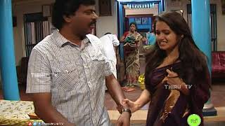 NATHASWARAM|TAMIL SERIAL|COMEDY|GOPI & MALAR DISCUSSION FOR BLOUSE