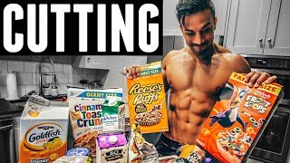 MY CUTTING DIET: EVERYTHING I EAT IN A DAY