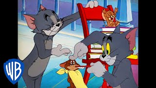 Tom & Jerry | Are Tom & Jerry Friends? | Classic Cartoon Compilation | WB Kids