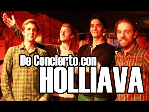Juan Baratto: De Concierto Con HOLLIAVA!