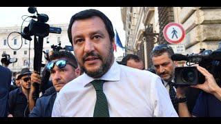 """Expulsions des migrants en Italie : Matteo Salvini """"n'a pas du tout de respect pour l'être humain"""""""