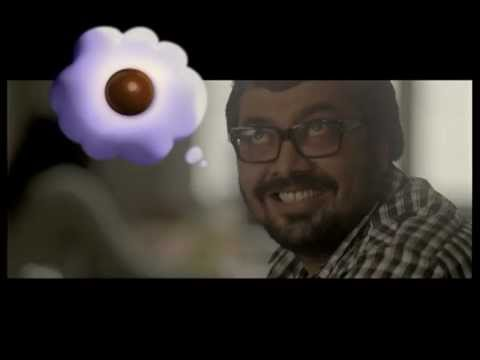 New AD of Cadbury Dairy Milk Shots featuring ...