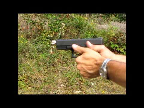 Lone Wolf 40S&W to 9mm Conversion Barrel for Glock 23 Generation 3