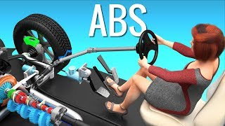 Understanding Anti-lock Braking System (ABS) !