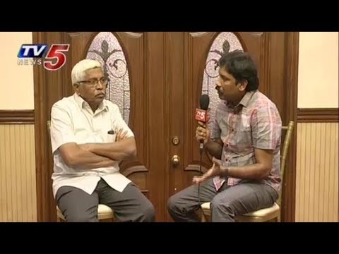 TJAC Chairman Prof Kodandaram On His Political Party | Dallas, USA | TV5 News