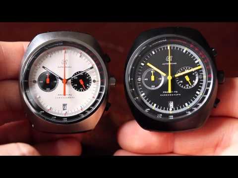 Autodromo Prototipo Chronograph Review