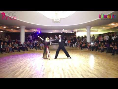 Oksana & Viktor Dance Performance - Noche De Rumba by One Dance