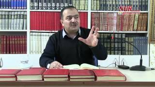 Süleyman MALKOÇ(Kısa) - Ubudiyetin dâisi emr-i İlâhî, ve neticesi rıza-yı Haktır.