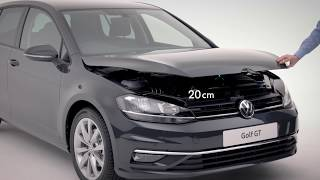 A closer look at the Volkswagen Golf GT