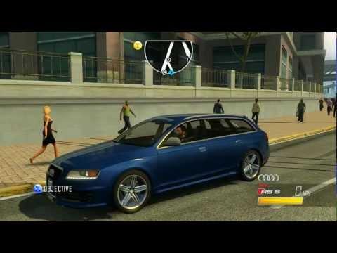 Audi RS 6 Avant   REVIEW   Driver San Francisco 1080p