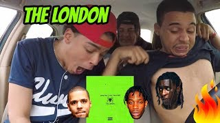 YOUNG THUG | J. COLE | TRAVIS SCOTT - THE LONDON (REACTION REVIEW)