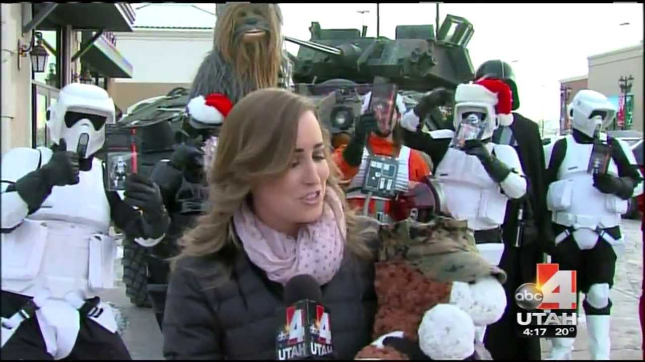 2013 Toys 4 Tots : Toys for tots drive abc utah news at pm youtube